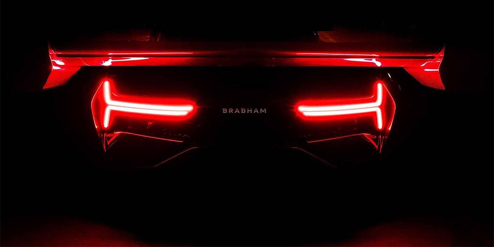 Возрожденный Brabham рассказал о своем новом суперкаре 1