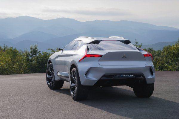 Mitsubishi представит в Пекине концепт e-Evolution 2