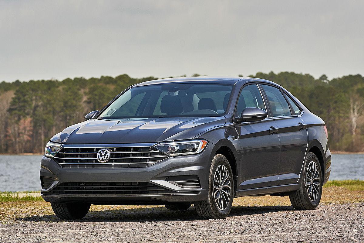«Уравновешенная и энергичная»: тест-драйв новой Volkswagen Jetta 1
