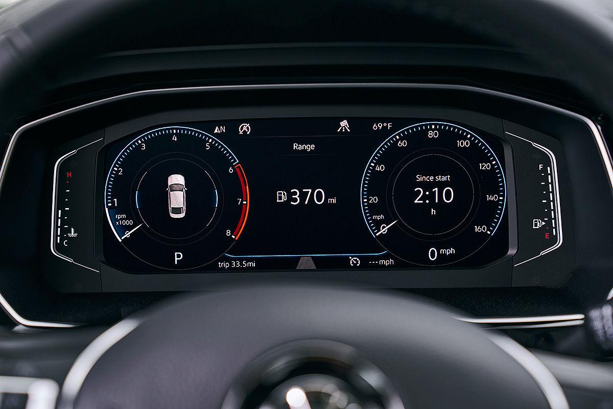 «Уравновешенная и энергичная»: тест-драйв новой Volkswagen Jetta 5
