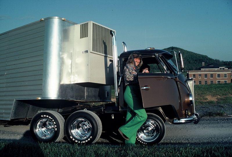 Как выглядит самый «сумасбродный» Volkswagen Transporter 2
