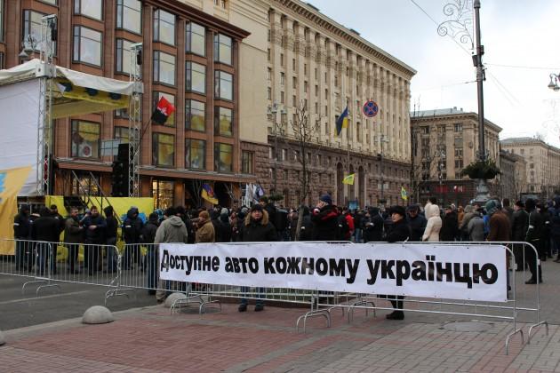 Украинским водителям готовят «налог на старость» 1