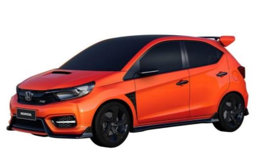 Honda представит новый бюджетный хэтчбек 1