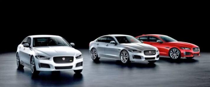 Компания Jaguar представила спортивные версии седанов XE и XF 1