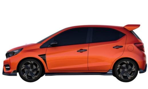 Honda представит новый бюджетный хэтчбек 2