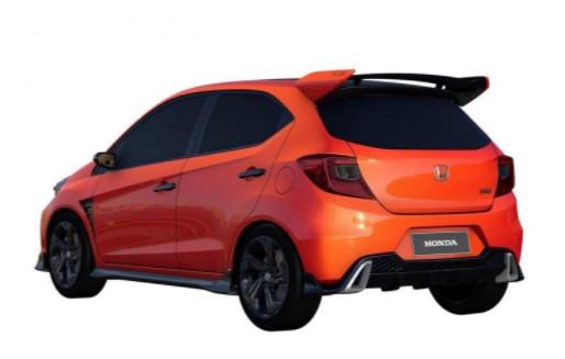 Honda представит новый бюджетный хэтчбек 3