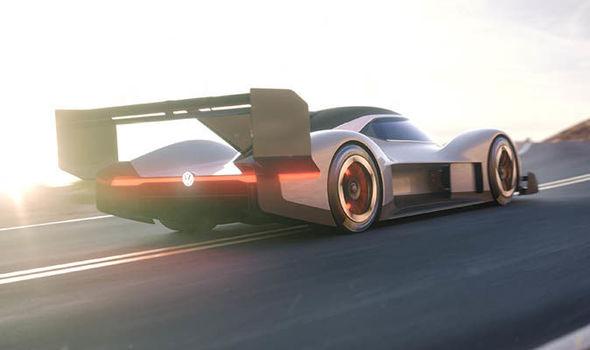 Volkswagen представит первый в своей истории электрический спорткар 2