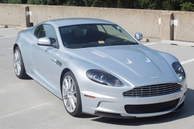 Aston Martin возродит модель DBS 1