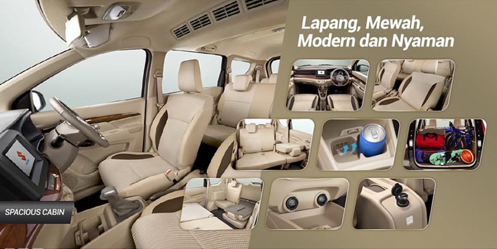 Компания Suzuki рассекретила новый компактвэн Ertiga 2