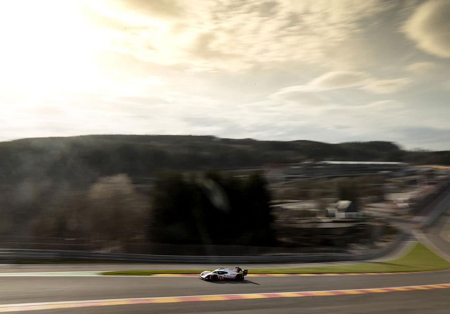 Марафонский прототип Porsche «заткнул за пояс» болид «Формулы 1» 3