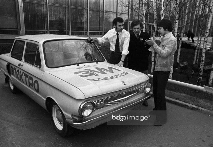 35 лет назад в Украине был свой электромобиль Tesla 1