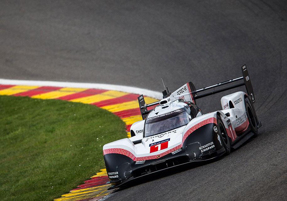Марафонский прототип Porsche «заткнул за пояс» болид «Формулы 1» 1
