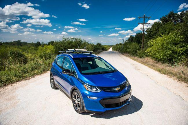 Компания Chevrolet анонсировала новый электрокар 1