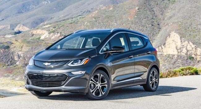 Компания Chevrolet анонсировала новый электрокар 2