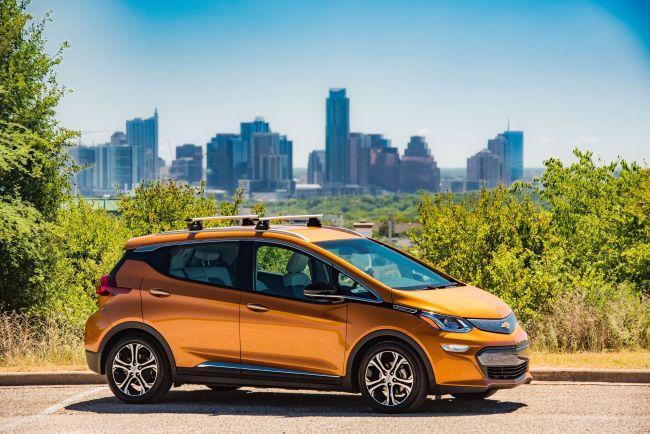 Компания Chevrolet анонсировала новый электрокар 3