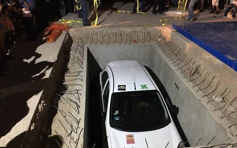 У мексиканца отобрали выигранный автомобиль и замуровали под землю 1
