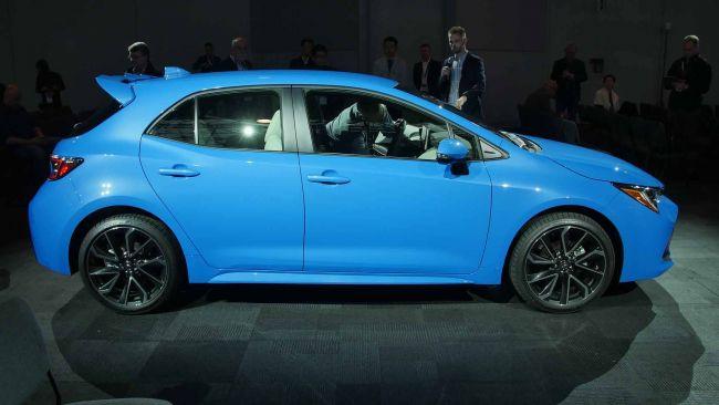 Toyota представит новые спортивные автомобили GR 1