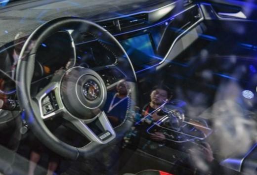 Компания Dongfeng представила кросс-купе с голосовым управлением 2