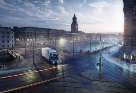 Volvo построила фуру – конкурента Tesla Semi 1