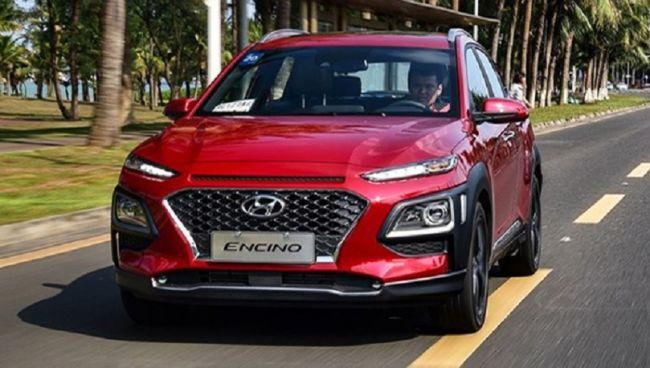 Новый кроссовер Hyundai Encino вышел на рынок 1