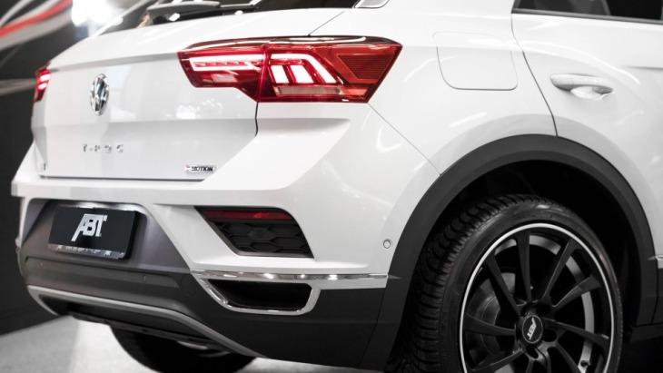 Volkswagen T-Roc получил «заряженную» версию 1