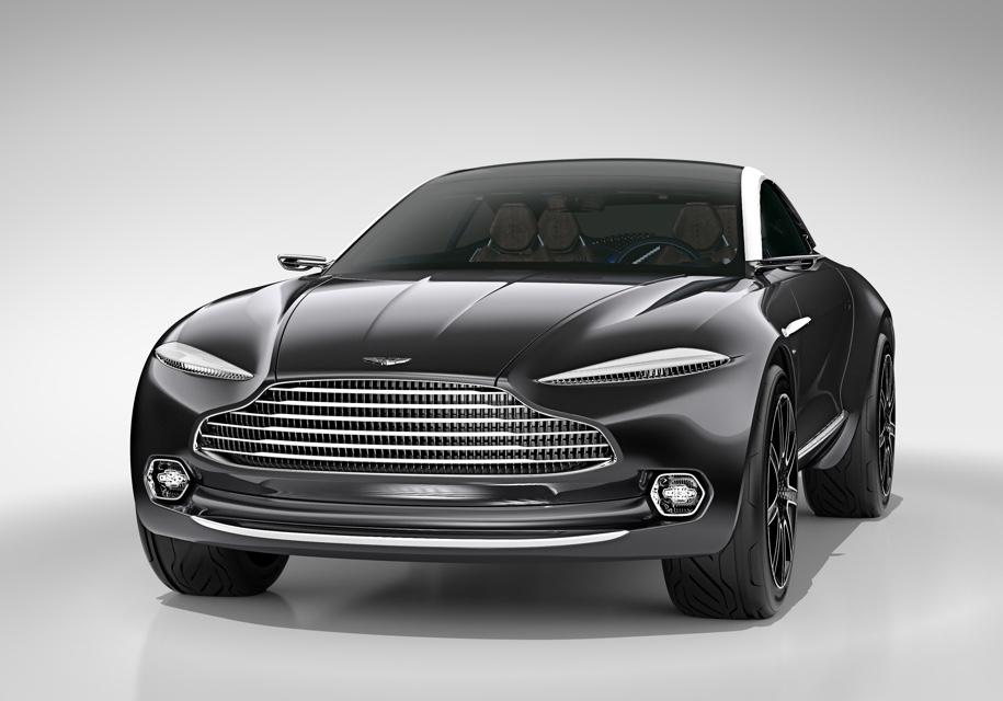 Кроссовер Aston Martin не будет электромобилем 1