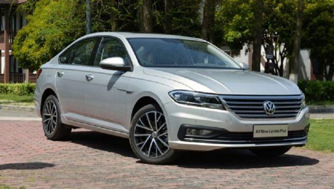 Volkswagen презентовал седан Lavida Plus 1