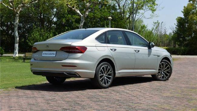 Volkswagen презентовал седан Lavida Plus 2