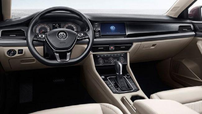 Volkswagen презентовал седан Lavida Plus 3