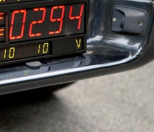 Теперь номерные знаки автомобилей смогут «вызывать» полицию 2