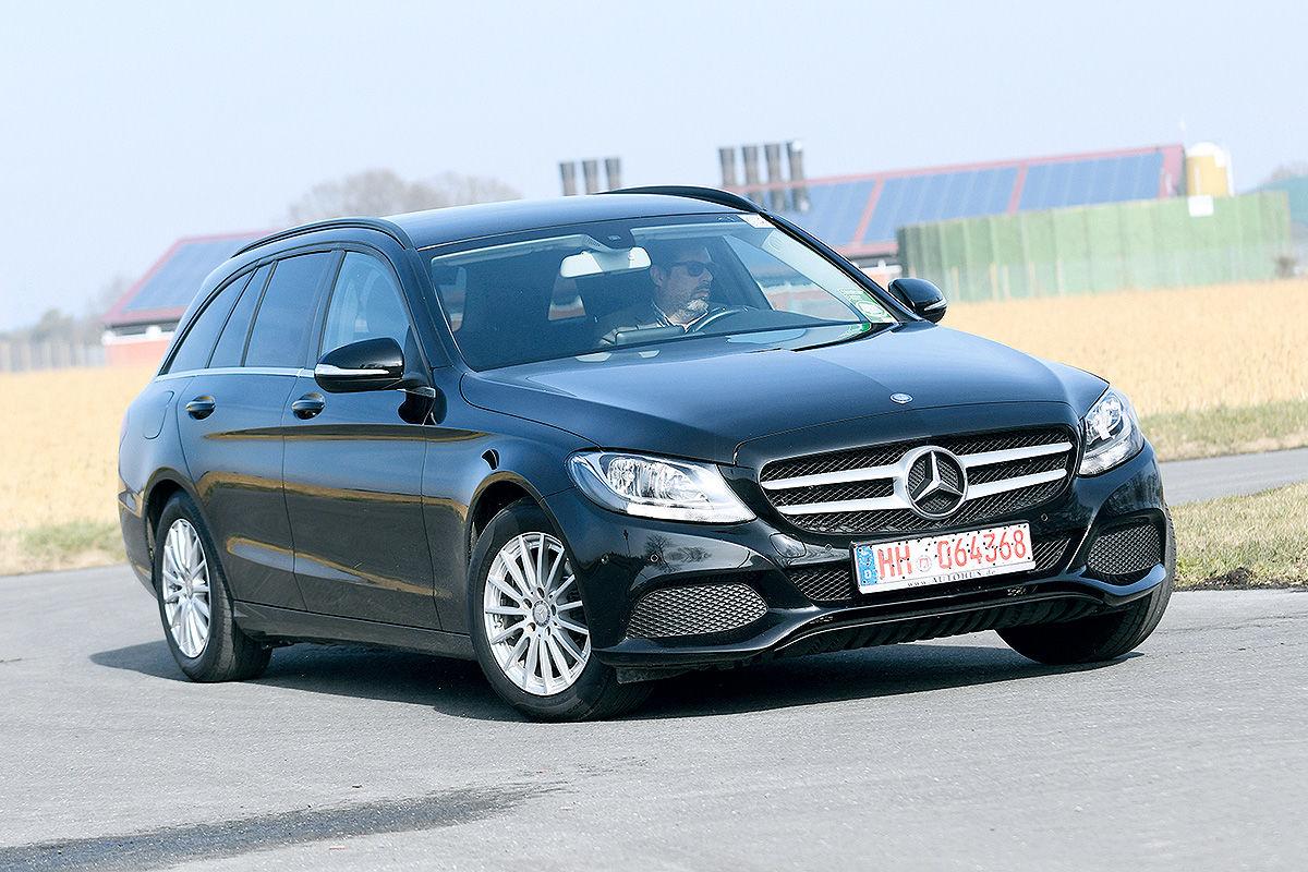 «Сомнительный престиж»: тест-драйв подержанного Mercedes-Benz C-Class 2