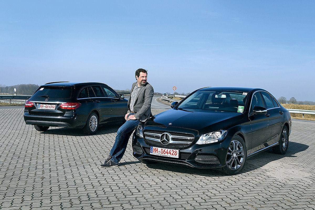 «Сомнительный престиж»: тест-драйв подержанного Mercedes-Benz C-Class 1