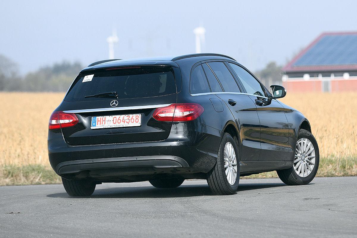 «Сомнительный престиж»: тест-драйв подержанного Mercedes-Benz C-Class 3