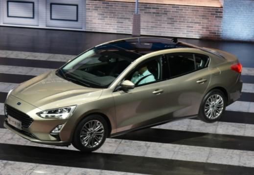 В Китае дебютировал Ford Focus нового поколения 1