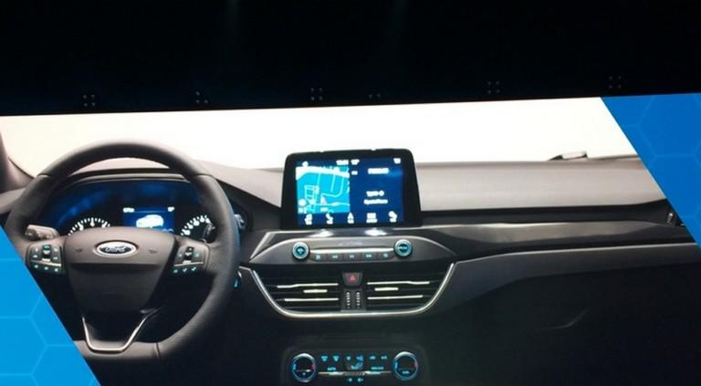 В Китае дебютировал Ford Focus нового поколения 3