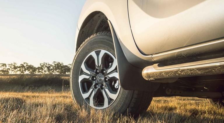 Mazda обновит пикап BT-50 1