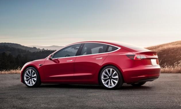 Когда появится полноприводная Tesla Model 3 2