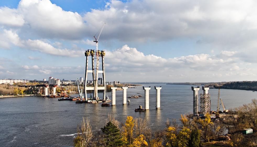 Как главы ОГА строят мосты в областях 1