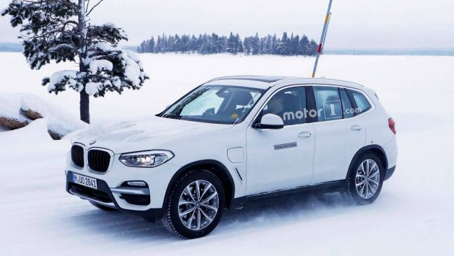 Компания BMW поделилась планами на будущее 2