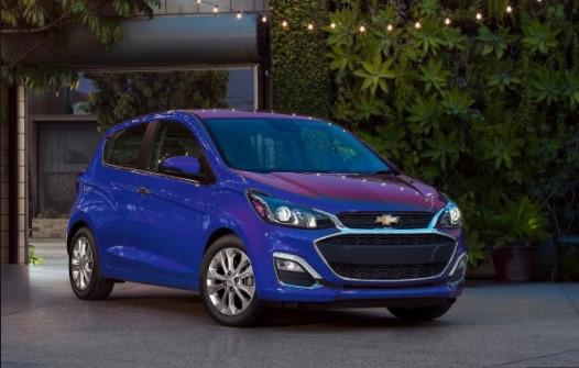 Компания Chevrolet «подправила внешность» малышу Spark 1