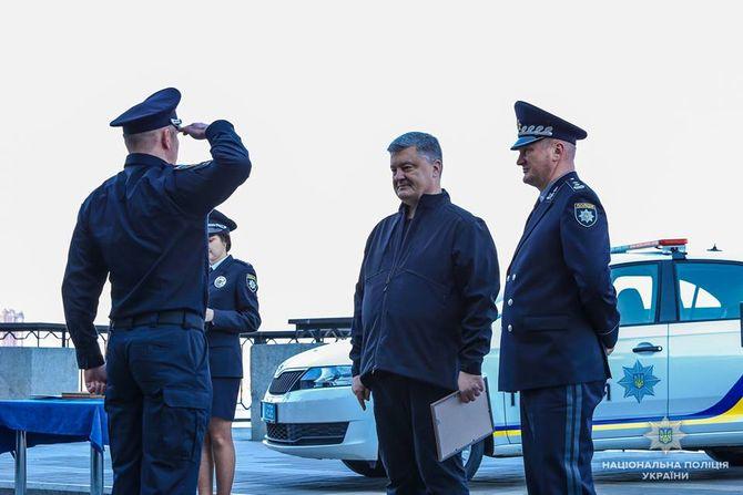 Украинскую полицию «пересадят» с «Приусов» на другие автомобили 1