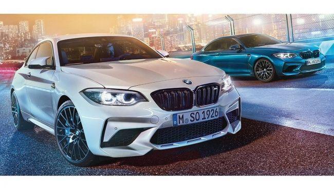 Свежие подробности о BMW M2 1