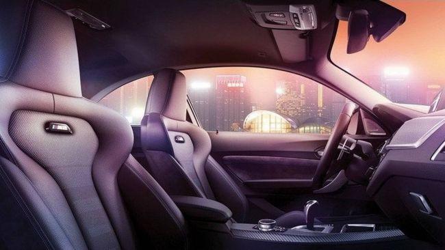 Свежие подробности о BMW M2 2
