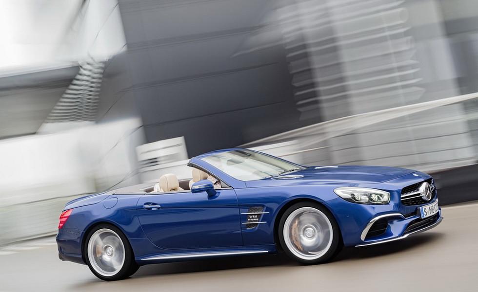 Mercedes-AMG откажется от моторов V12 1