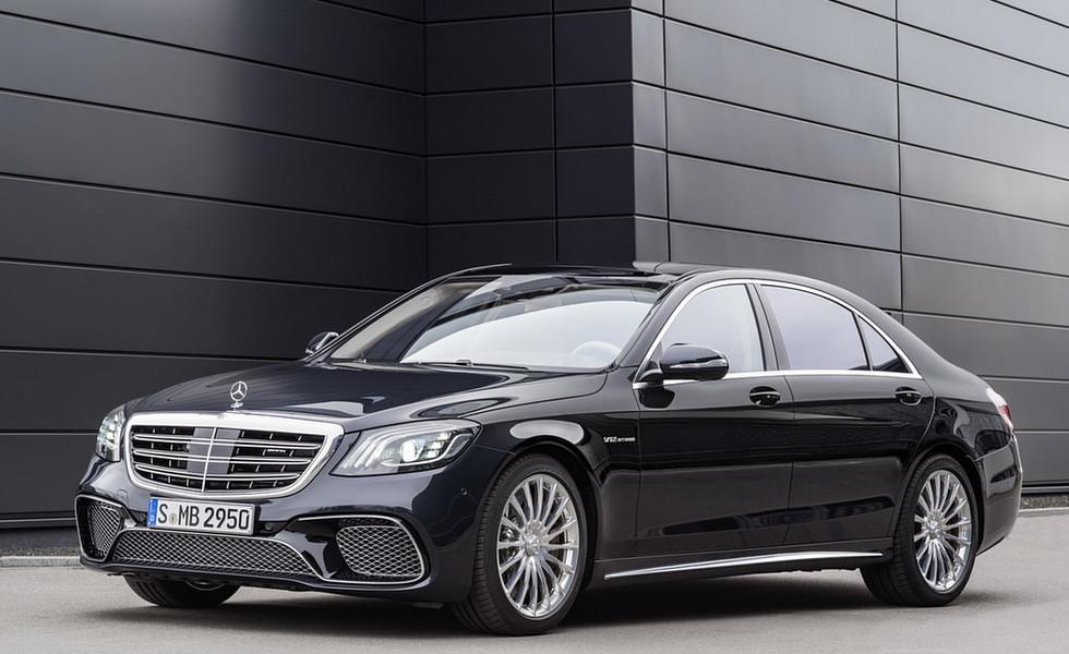 Mercedes-AMG откажется от моторов V12 3