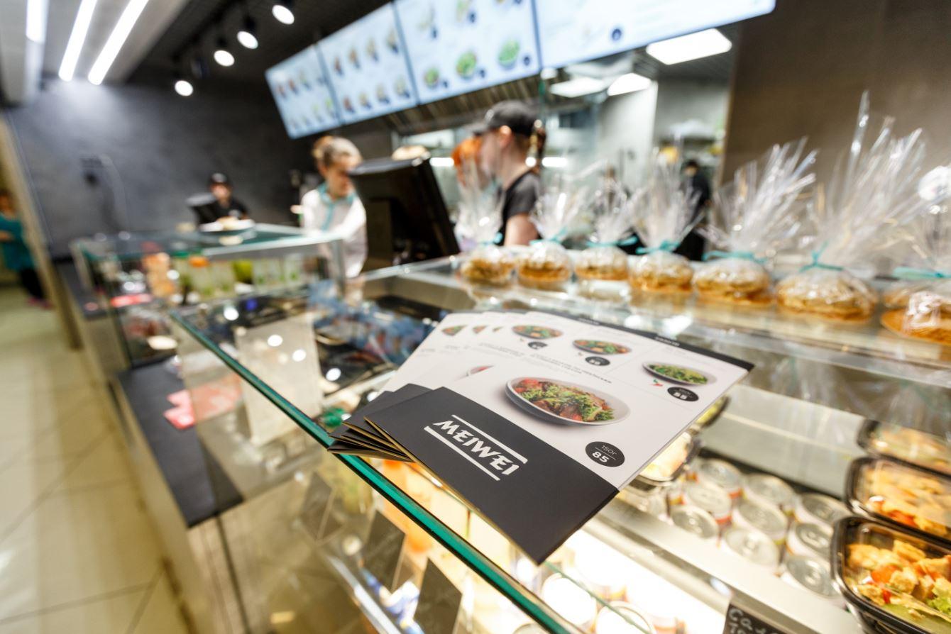 ОККО наращивает сеть паназиатских ресторанов Meiwei 2