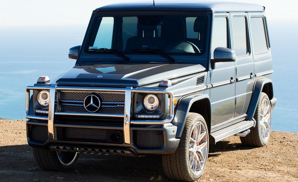 Mercedes-AMG откажется от моторов V12 2
