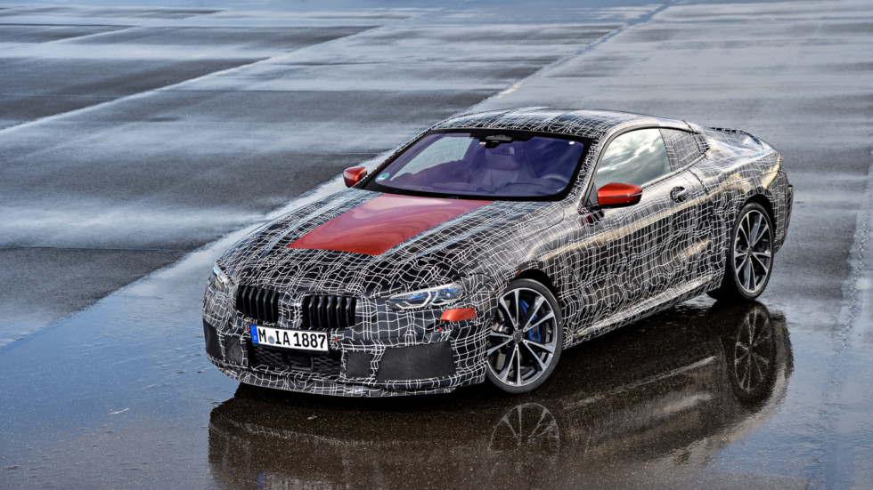 Названа дата премьеры BMW 8-й серии 1