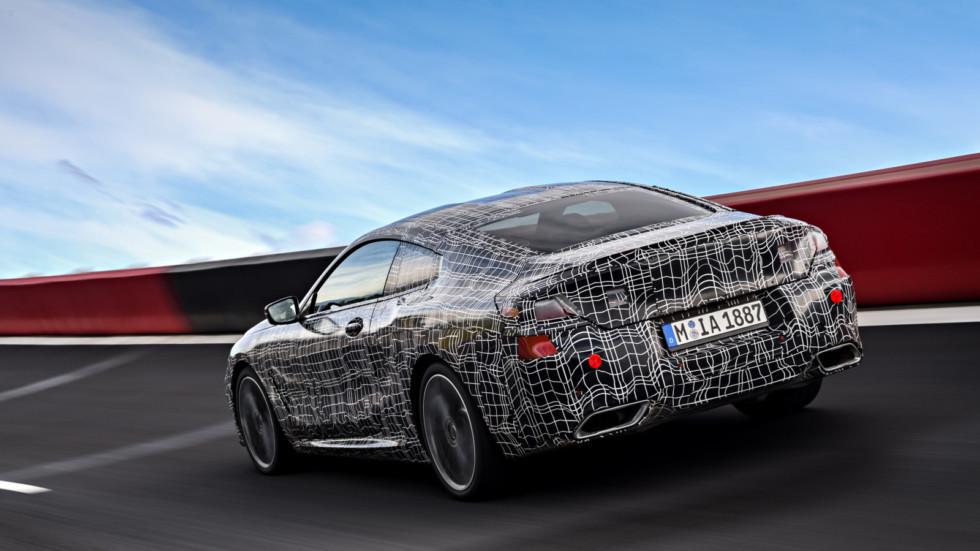 Названа дата премьеры BMW 8-й серии 2