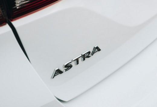Opel начал рассекречивать новую Astra 3